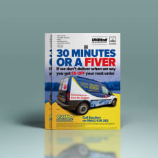 Euro Car Parts Mailer