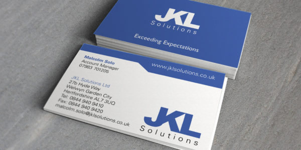 Brand Creation and Business Card Design
