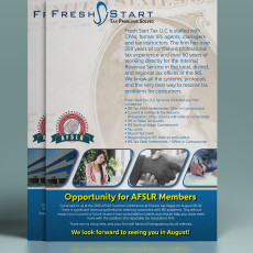 FreshStart Flyer