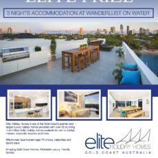 Elite Holidays Flyer