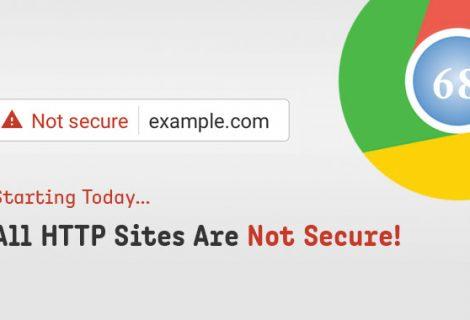 Secure Websites – Google Chrome & HTTPS