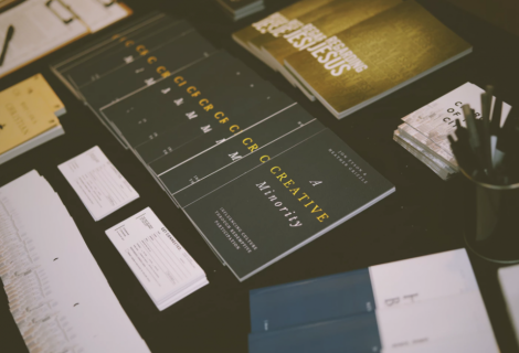 Marketing Materials – the top 5 that every new business needs