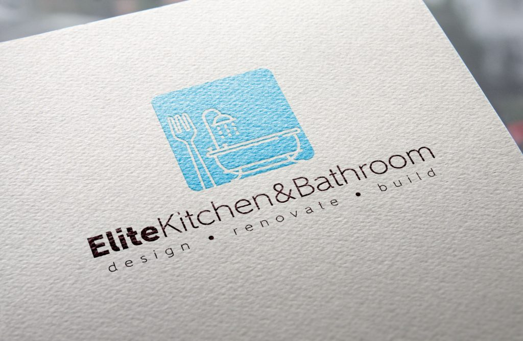 Elite Kitchen Logo Mock Up 3