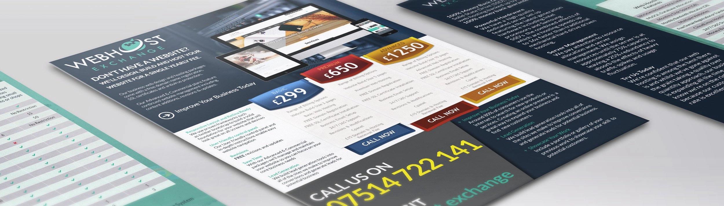Business Flyer And Leaflet Design