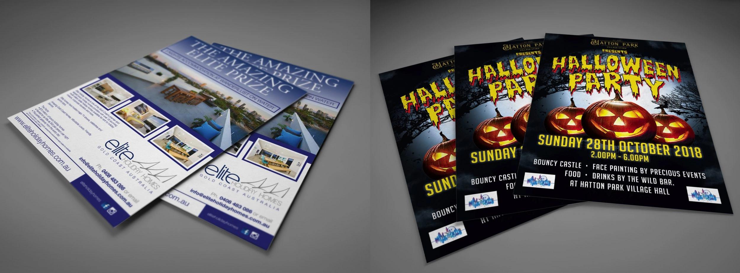 Flyer And Leaflet Design