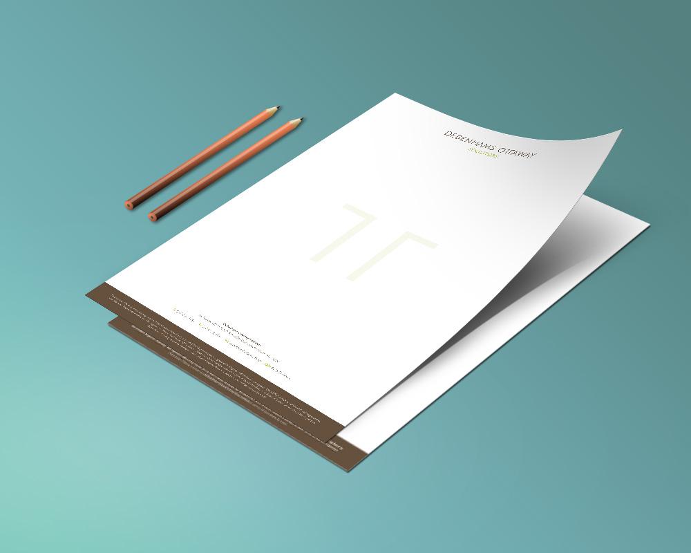 Legal Print Services Letterheads